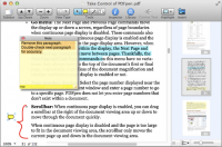 PDFpen 6.0.3 screenshot. Click to enlarge!
