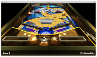 Pinball 9.1.0.0 screenshot. Click to enlarge!