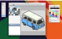 Pixen 3.5.17 screenshot. Click to enlarge!