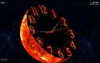 Planet Clocks 3D 1.0 screenshot. Click to enlarge!