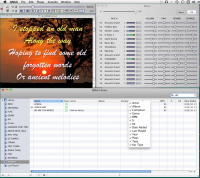 QMidi 2.4 screenshot. Click to enlarge!