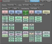 RapidComposer LE 2.06 screenshot. Click to enlarge!