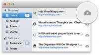 ReadKit 1.2 screenshot. Click to enlarge!