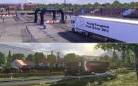 Scania Truck Driving Simulator 1.5.5 screenshot. Click to enlarge!