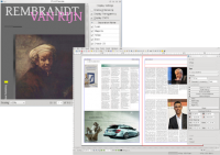 Scribus 1.4.4 screenshot. Click to enlarge!