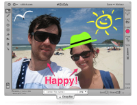 Skitch 2.7.2 Build 263461 screenshot. Click to enlarge!