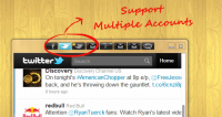 Social for Twitter 2.0.7 screenshot. Click to enlarge!