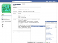 SocialReviver 4.4 screenshot. Click to enlarge!