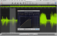 Sound Studio 4.7.0 screenshot. Click to enlarge!