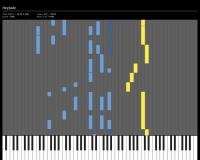 Synthesia 9.0.2493 screenshot. Click to enlarge!