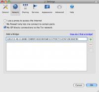 Vidalia 0.2.4.20 screenshot. Click to enlarge!