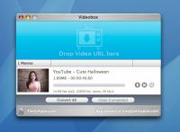 VideoBox 4.0.4 screenshot. Click to enlarge!