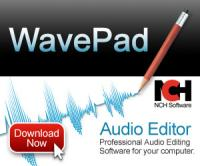 WavePad 5.82 screenshot. Click to enlarge!