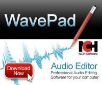 WavePad 5.82 screenshot. Click to enlarge!