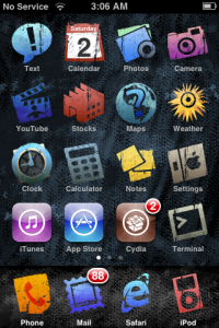 WinterBoard 0.9.3915 screenshot. Click to enlarge!