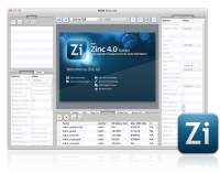 Zinc 4.0.18 screenshot. Click to enlarge!
