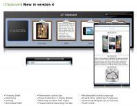 iClipboard 4.1.9 screenshot. Click to enlarge!