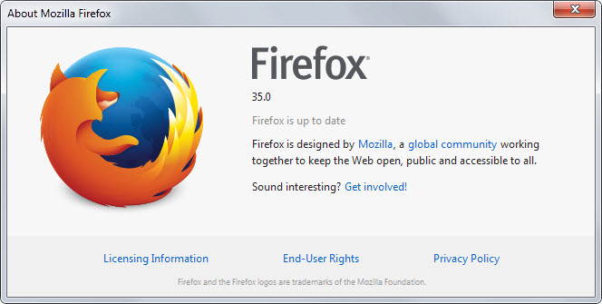 Firefox 35 is ready for download – for android | infotime.