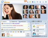 123 Flash Chat 10.0-20131101 screenshot. Click to enlarge!