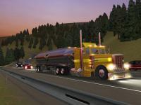 18 Wheels of Steel Convoy 1.0 screenshot. Click to enlarge!