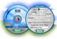 1CLICK DVDTOIPOD 3.1.1.9 screenshot. Click to enlarge!