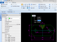 2D Viewer Editor: DWG DXF PLT TIFF CGM 8.0 screenshot. Click to enlarge!