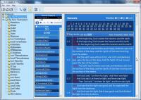 3-in-1 Audio & HTML Bible 3.0 screenshot. Click to enlarge!