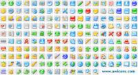 3D Aqua Icons Collection 1.5 screenshot. Click to enlarge!