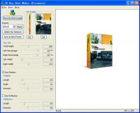 3D Box Shot Maker 1.0 screenshot. Click to enlarge!