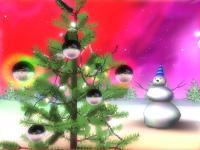 3D Christmas Space screensaver 2010.1 screenshot. Click to enlarge!