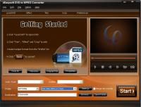 4Easysoft DVD to MPEG Converter 3.1.10 screenshot. Click to enlarge!
