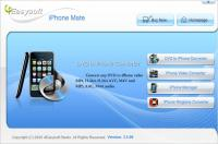 4Easysoft iPhone Mate 4.1.10 screenshot. Click to enlarge!