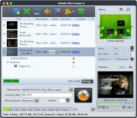 4Media DVD Creator for Mac 6.2.2.1111 screenshot. Click to enlarge!