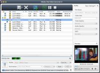 4Media iPod Video Converter for Mac 6.8.0.1019 screenshot. Click to enlarge!
