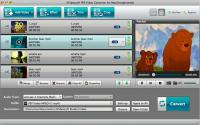 4Videosoft PSP Video Converter for Mac 3.1.06 screenshot. Click to enlarge!