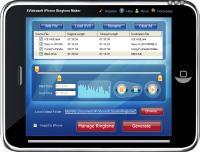 4Videosoft iPhone Ringtone Maker 7.0.60 screenshot. Click to enlarge!