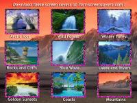 7art Nature ScreenSaver 1.0 screenshot. Click to enlarge!