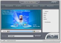 A-one DVD to MP3 Ripper 7.6.3 screenshot. Click to enlarge!