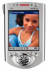 ACDSee Mobile for Windows CE 1.0 screenshot. Click to enlarge!