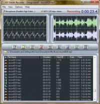 AD Stream Recorder 4.5.4 screenshot. Click to enlarge!
