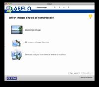 AFELO 11.10 screenshot. Click to enlarge!