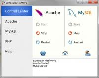 AMPPS 3.3 screenshot. Click to enlarge!