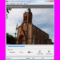 AVI Toolbox 2.6.0.55 screenshot. Click to enlarge!