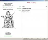 Abeona 2011.1 screenshot. Click to enlarge!