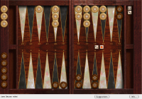 Absolute Acey Deucey Backgammon 5.7.1 screenshot. Click to enlarge!