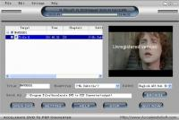 Accelerate DVD to PSP Converter 3.7 screenshot. Click to enlarge!