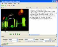 Ace AVI WMV to MP4 Converter 2011.1105 screenshot. Click to enlarge!