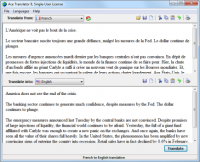 Ace Translator 12.0.0.912 screenshot. Click to enlarge!