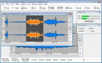 Acoustic Labs Audio Editor 1.5 screenshot. Click to enlarge!