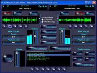 Active DJ Studio 8.2.1.0 screenshot. Click to enlarge!